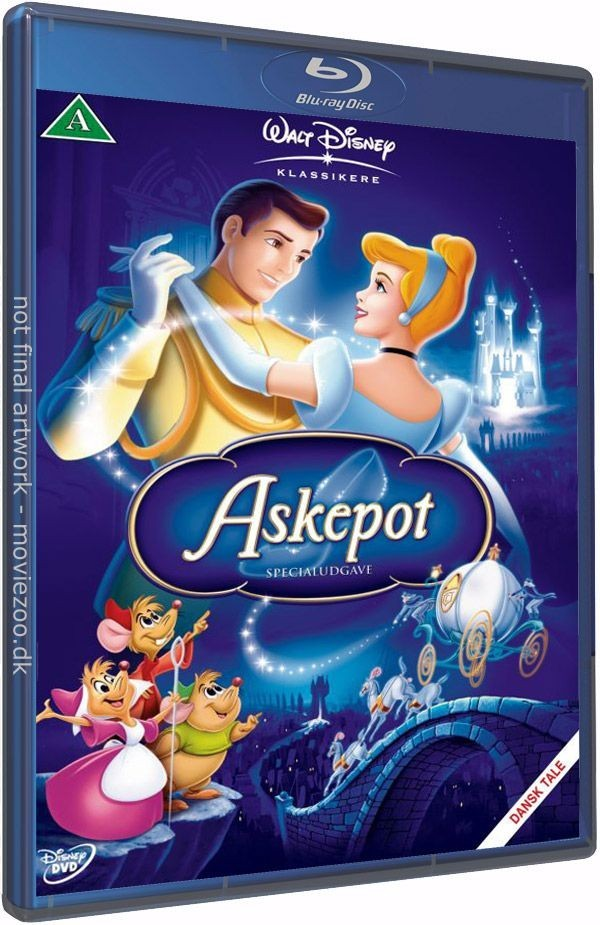 Køb Askepot [Specialudgave]